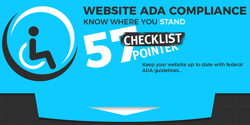 [UPDATED] Website ADA Compliance Checklist 2019